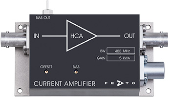 Current amplifier HCA-400M-5K