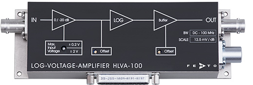 Voltage amplifier HLVA-100