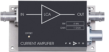 Current amplifier LCA-4k-1G