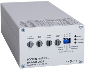 Lock-in amplifier LIA-MVD-200-L